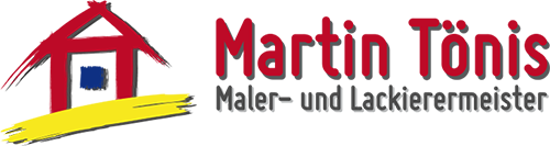 Malermeister Martin Tönis Logo